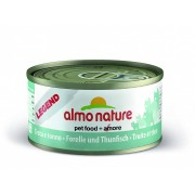 Almo Nature Legend Forel & tonijn Jelly