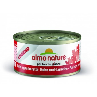 Almo Nature Legend Kip & garnalen