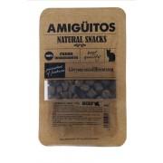 Amiguitos Catsnack Rund (kip, vis & lever)