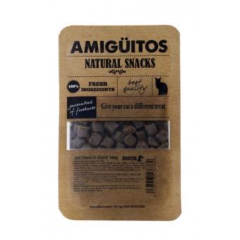 Amiguitos Catsnack Eend (kip, vis & varken)