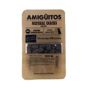 Amiguitos Dogsnack Rund (kip, varken & vis)