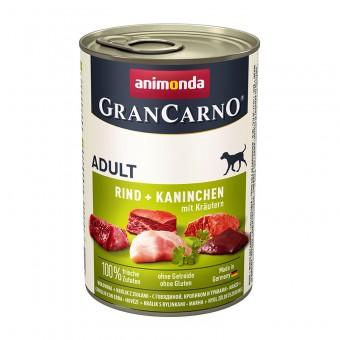 Grancarno Rund, Konijn & Kruiden