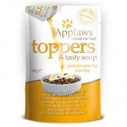 Applaws Cat Topper kip in soep