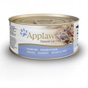 Applaws Cat Blikvoer Bouillon, oceaanvis