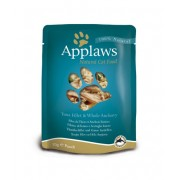 Applaws Cat Quick Serve Bouillon, tonijn & ansjovis