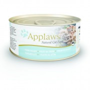 Applaws Cat Blikvoer Bouillon, tonijnfilet