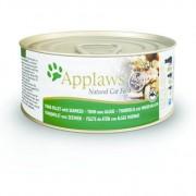 Applaws Cat Blikvoer Jelly, tonijn & zeewier