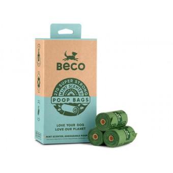 BecoBags poepzakjes Mint