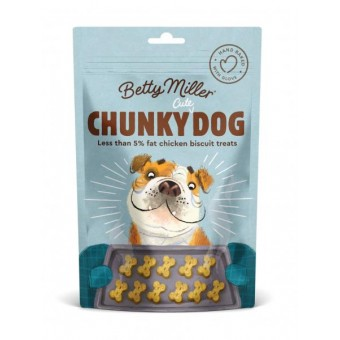 Betty Miller Functional Treats Chunky Dog