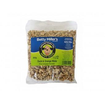 Betty Miller mini bones eend & sinaasappel