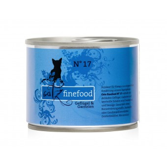 Catz finefood Blikvoer gevogelte & garnalen