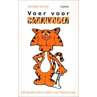 Boek Voer voor carnivoren - Tannetje Koning
