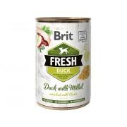 Brit Fresh Blikvoer Eend met Gierst