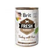 Brit Fresh Blikvoer Kalkoen met Erwten