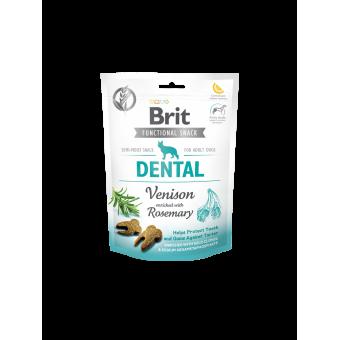 Brit Care Funct. Snack Dental Hert