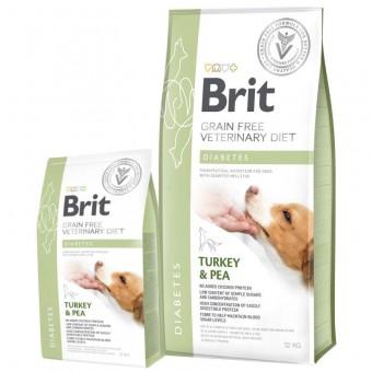 Brit Veterinary Diet Diabetes