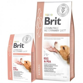Brit Veterinary Diet Renal (Nierdieet)