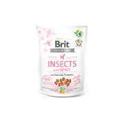 Brit Crunchy Snack Puppy Insect & Wei