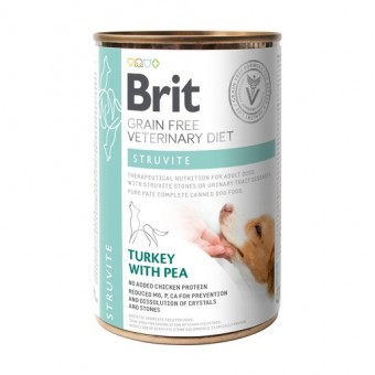 Brit Veterinary Diet Can Struvite