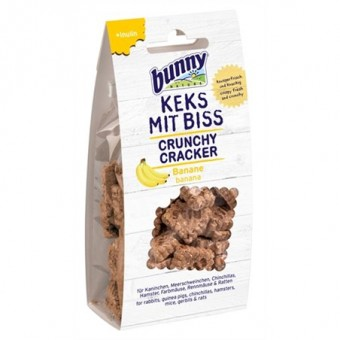 Bunny Nature Crunchy Cracker Banaan