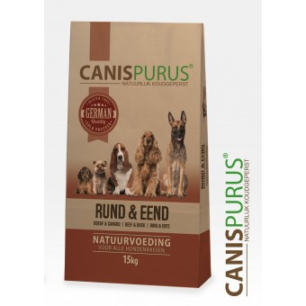 Canis Purus Rund & Eend