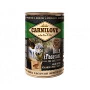 Carnilove Hond Blikvoer Eend & Fazant