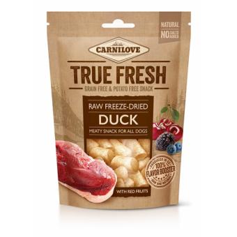 Carnilove True Fresh Freeze Dried Eend