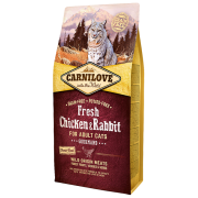 Carnilove Kat Fresh Kip & Konijn
