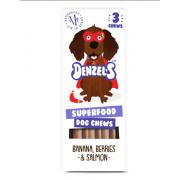 Denzel's Sticks Banaan, Bessen & Zalm