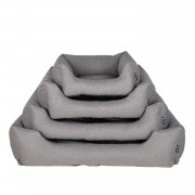District 70 Classic Bed Shark Grey