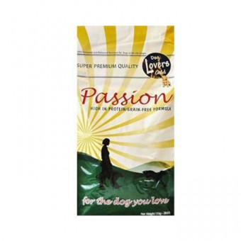 Dog Lovers Gold Passion High in Protein