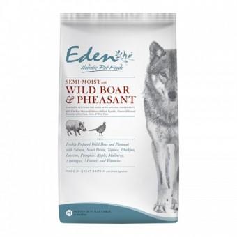 Eden Dog Semi-Moist Wild Boar & Pheasant