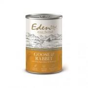 Eden Dog Wet Gourmet Goose & Rabbit