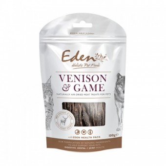 Eden Treats Venison & Game