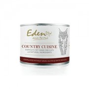 Eden Cat Wet Food Country Cuisine (eend, lam, konijn & hert)