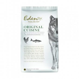 Eden Dog Original Cuisine (kip, zalm, haring & eend)