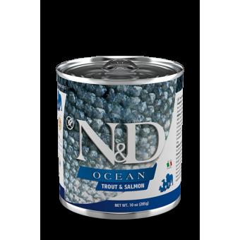 Farmina N&D Ocean Blik Forel & Zalm