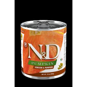 Farmina N&D Pumpkin Blik Hert & Pompoen