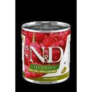 Farmina N&D Quinoa Natvoer Skin & Coat Eend, Quinoa & Kokos