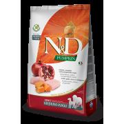 Farmina N&D Pumpkin Kip & Granaatappel