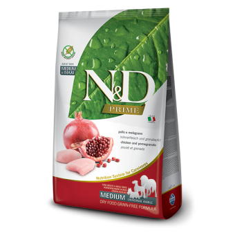 Farmina N&D Prime Kip & Granaatappel
