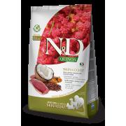 Farmina N&D Quinoa Skin & Coat Eend, Quinoa & Kokos