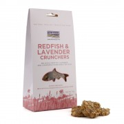 Fish4Dogs Redfish & Lavender Crunchers
