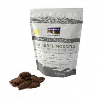 Fish4Dogs Mackerel Morsels Coat - Skin - Joint