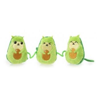 FuzzYard Cat Toy Avocatos