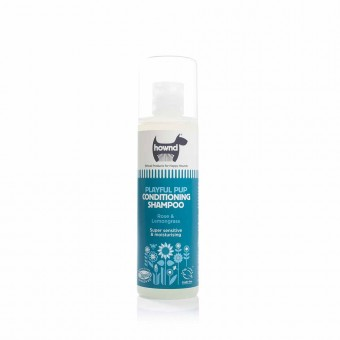 Hownd Playful Pup conditionerende shampoo