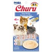 Inaba Kat Churu Puree Tonijn