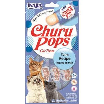 Inaba Kat Churu Pops Tonijn