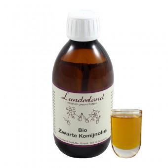 Lunderland Bio Zwarte Komijnolie