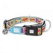 Max & Molly Comic SmartID Halsband